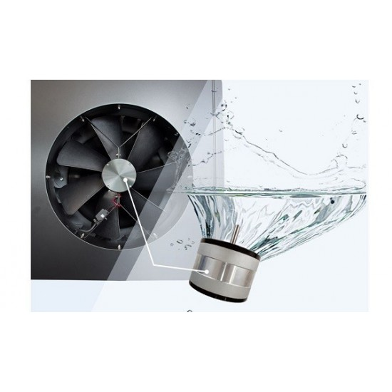 16 inch Louvered Wall Exhaust Fan